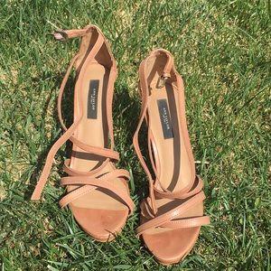 Ann Taylor Sandal heels